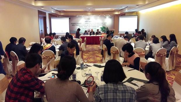 Des agences de voyage s'engagent a lutter contre le trafic d'especes sauvages hinh anh 1