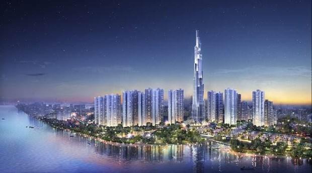 Immobilier: Vingroup remporte un premier prix international hinh anh 2