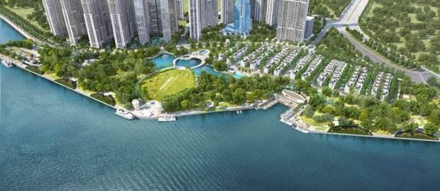 Immobilier: Vingroup remporte un premier prix international hinh anh 3