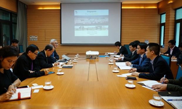 Hanoi renforce sa cooperation avec de nombreux partenaires etrangers hinh anh 1