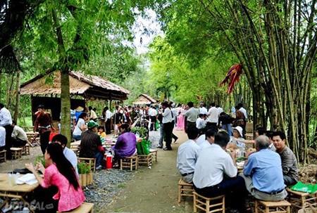 Province de Dong Thap: Gao Giong, haut lieu du tourisme vert hinh anh 3
