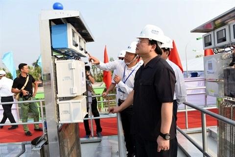 Villages de metiers : Hanoi prend des mesures de traitement de la pollution hinh anh 1