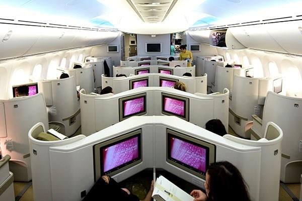 Vietnam Airlines enregistre une croissance marquante sur le marche francais hinh anh 1