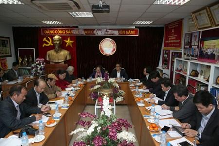 Le vice-PM Vu Duc Dam : vers une societe d'etude pour tous hinh anh 1