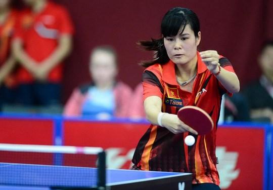Tennis de table : l'equipe feminine du Vietnam championne d'Asie du Sud-Est hinh anh 1