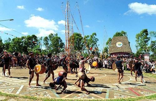 La 1ere Fete culturelle, sportive et touristique des ethnies du Tay Nguyen prevue en 2017 hinh anh 1