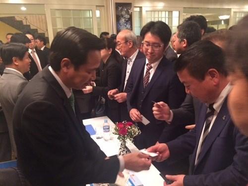 Le Vietnam et le Japon elargissent leur cooperation dans l'emploi hinh anh 1