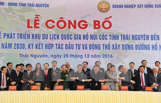 Thai Nguyen engagee a devenir une destination touristique attrayante du Vietnam hinh anh 1