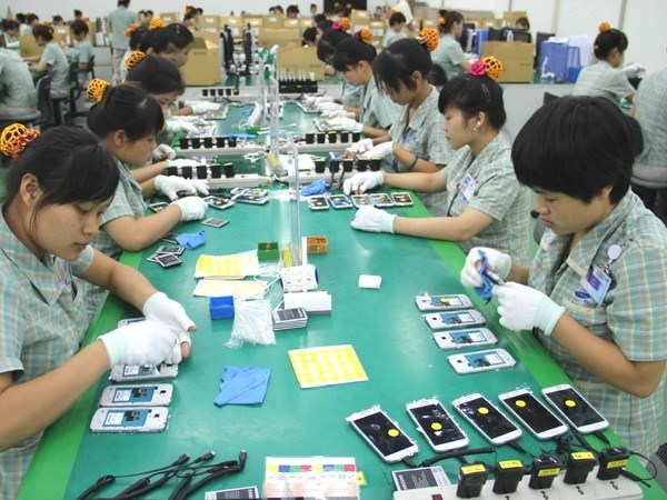 Exportations vers l'Inde depuis janvier: telephones et accessoires en tete hinh anh 1