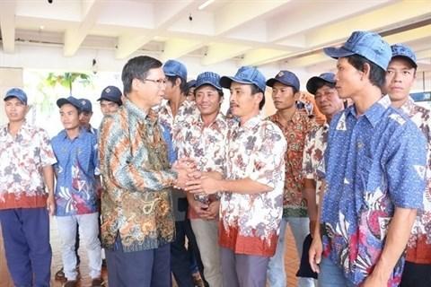 L'ambassadeur du Vietnam en Indonesie propose des mesures contre la peche illegale hinh anh 1