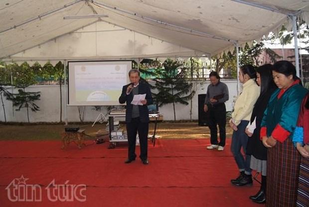 Vietnam et Bhoutan fetent les 5 ans de liens diplomatiques hinh anh 1