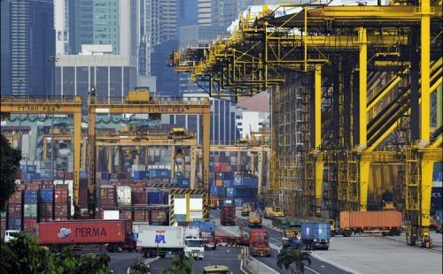 La croissance economique de Singapour estimee a plus de 1% en 2016 hinh anh 1