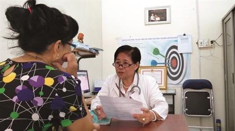 Au chevet des personnes infectees par le VIH hinh anh 1
