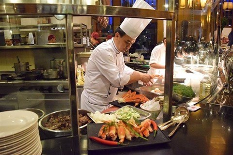 Nguyen Cong Chung, un cordon bleu a la sauce vietnamienne hinh anh 2