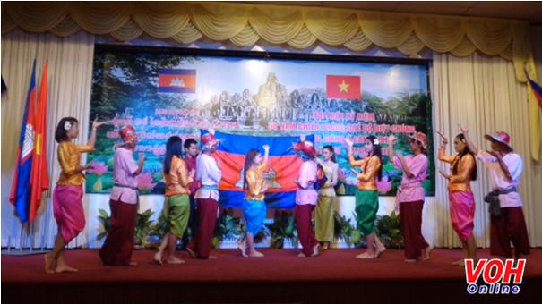Commemoration de la victoire sur les Khmers Rouges a HCM-Ville hinh anh 1