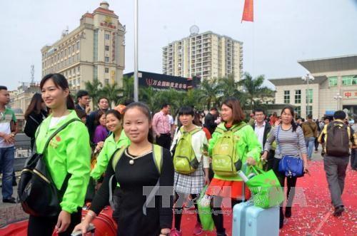 Vietnam-Chine: lancement du circuit touristique
