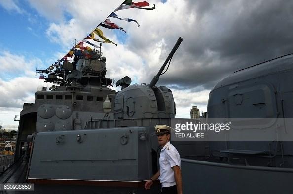 La Russie veut vendre des armes aux Philippines hinh anh 1