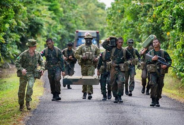 L'Indonesie suspend sa cooperation militaire avec l'Australie hinh anh 1