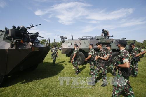 L'Indonesie refuse la suspension de toute la cooperation militaire avec l'Australie hinh anh 1