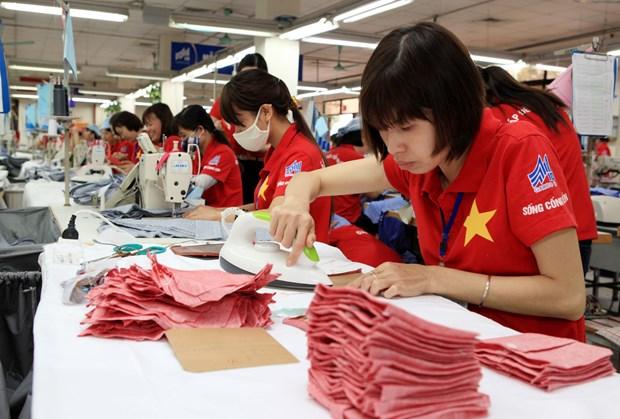 Les quatre marches d'exportation de plus de 10 milliards de dollars du Vietnam hinh anh 1