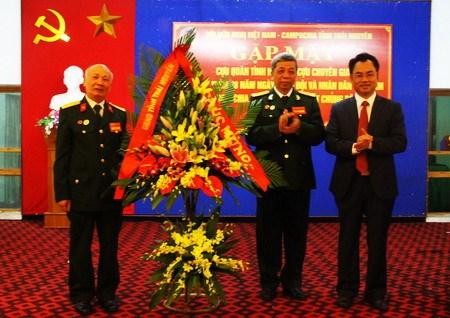 Rencontre en l'honneur du 38e anniversaire de la victoire sur le regime de Pol Pot hinh anh 1