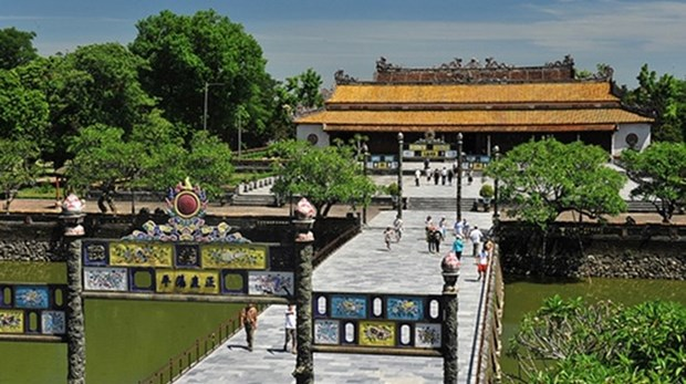 Thua Thien-Hue souhaite accueillir de 3,5 a 3,7 millions de touristes en 2017 hinh anh 1