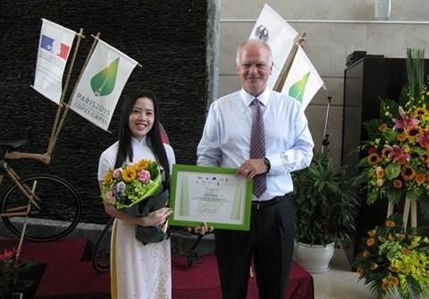 Hanoi et les souvenirs inoubliables d'un ancien ambassadeur europeen hinh anh 1