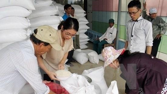 Pour un Tet agreable chez les personnes meritantes, pauvres ou vulnerables hinh anh 1
