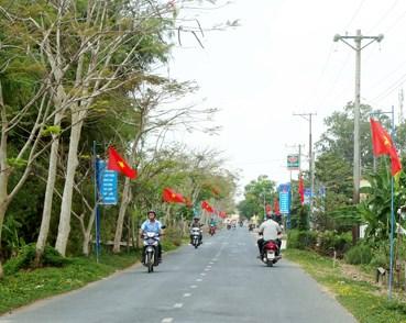Can Tho : 100% des communes aux normes de la Nouvelle ruralite en 2020 hinh anh 1