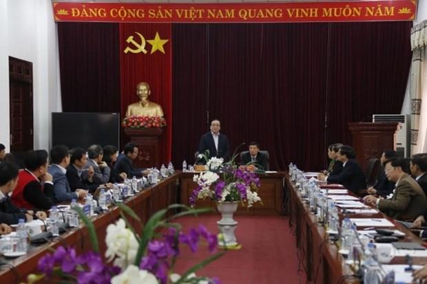 Hanoi souhaite promouvoir la connexion regionale hinh anh 2