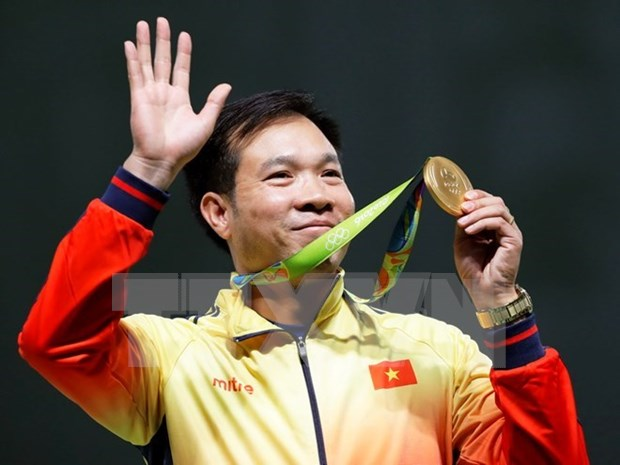 Les dix grands faits d'armes du sport vietnamien 2016 hinh anh 1