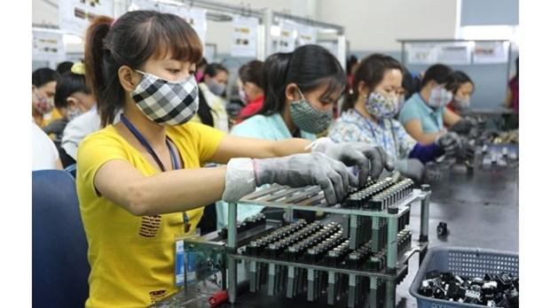 Les cinq cles de la croissance economique vietnamienne en 2017 hinh anh 1