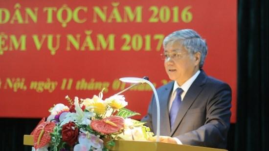 Continuer de promouvoir le developpement des regions peuplees des ethnies minoritaires hinh anh 1