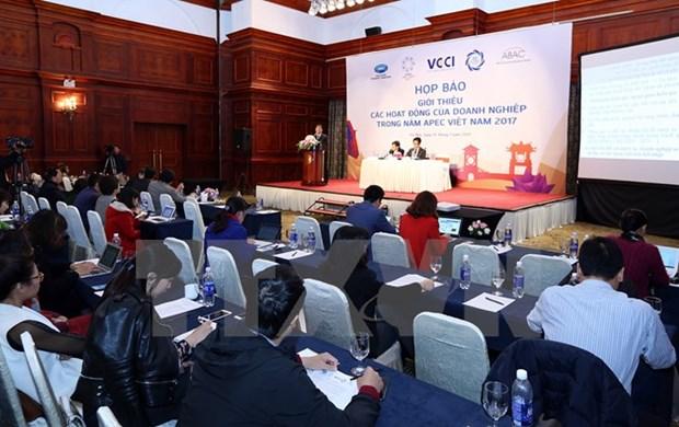 Les activites destinees aux entreprises durant l'Annee de l'APEC 2017 hinh anh 1