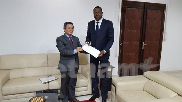 Vietnam et Senegal renforcent leur cooperation dans l'economie et le commerce hinh anh 2