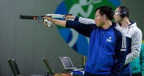Hoang Xuan Vinh participera a la Coupe du Monde ISSF hinh anh 1
