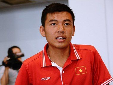 Tennis : Ly Hoang Nam a la 640e place mondiale hinh anh 1