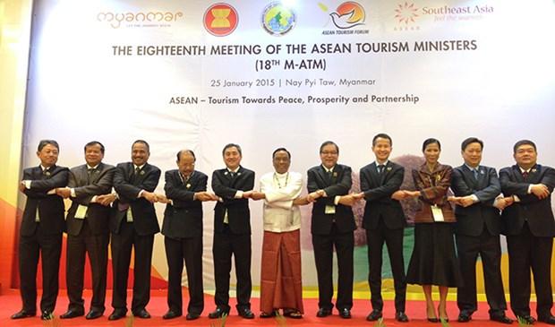 Le Vietnam au Forum du tourisme de l'ASEAN 2017 hinh anh 1