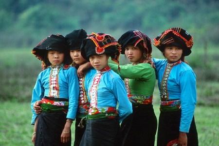 Les coutumes du Tet chez les Thais noirs hinh anh 1