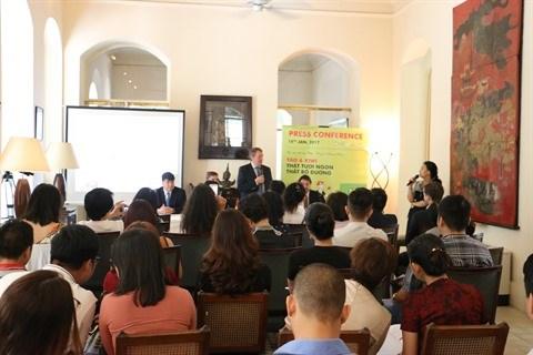 La France souhaite renforcer ses exportations de pomme et kiwi au Vietnam hinh anh 1