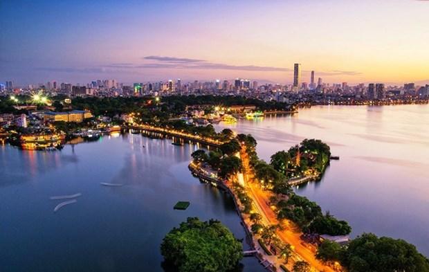 HCM-Ville et Hanoi dans le Top 10 des villes les plus dynamiques du monde hinh anh 1