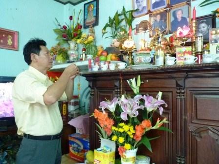 Nouvel An lunaire : le culte des ancetres dans le Sud hinh anh 1
