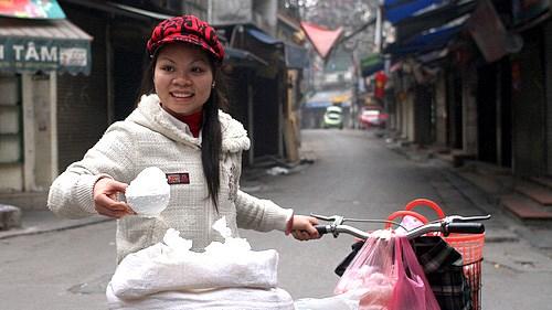 La capitale Hanoi au petit matin du Jour de l'An hinh anh 2