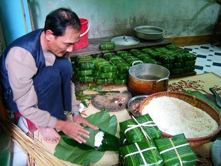 Le Tet traditionnel aux quatre coins du pays hinh anh 3