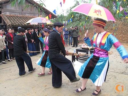Nouvel An des Mong a Meo Vac, dans la province de Ha Giang hinh anh 5