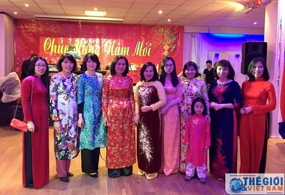 La diaspora dans differents pays accueille le Tet traditionnel hinh anh 1