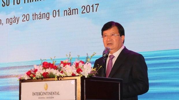 Petrole : debut de l'exploitation du gisement Su Tu Trang hinh anh 1