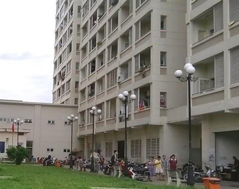 Ho Chi Minh-Ville satisfait au besoin de logements hinh anh 1