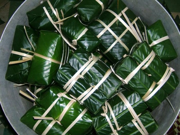 Tranh Khuc : quand « nouvel an » rime avec « banh chung » !... hinh anh 2