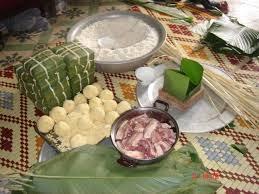 Tranh Khuc : quand « nouvel an » rime avec « banh chung » !... hinh anh 3